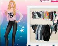 Hannah Montana dress up 4 Hannah Montana j�t�kok