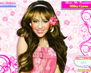 Make me beautiful Miley Cyrus Hannah Montana j�t�kok ingyen