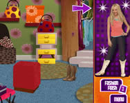 Rock star fashion challenge Hannah Montana j�t�kok
